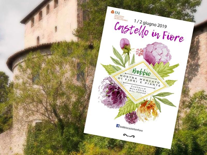 Bobbio Castello in Fiore